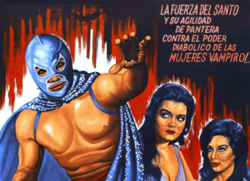 Day 11 - Santo contra Los Zombies (1961)