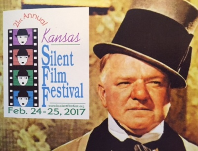 Kansas Silent Film Festival Continues to Entertain