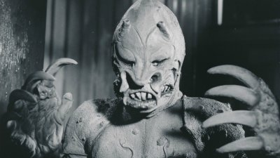 Countdown to Halloween Day 19 - Monster of Piedras Blancas (1959)