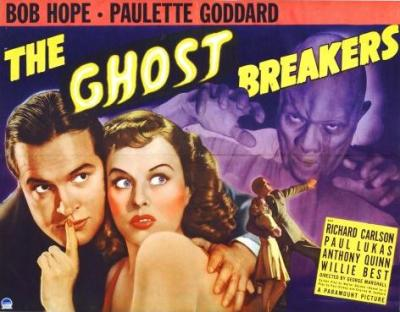 Day 14 - The Ghost Breakers (1940)