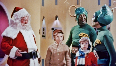 Countdown to Christmas - Santa Claus Conquers the Martians (1964)