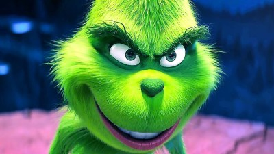 Countdown to Christmas - The Grinch (2018)