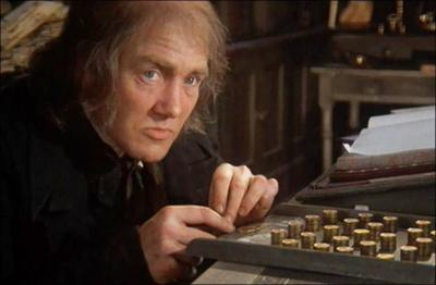 Countdown to Christmas - Scrooge (1970)