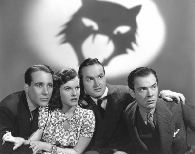 Classic Horrors Club - The Cat, Canary and Ghost Breakers are Scared Stiff!