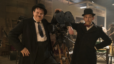 Stan and Ollie (2018) is a Loving Tribute to the Boys