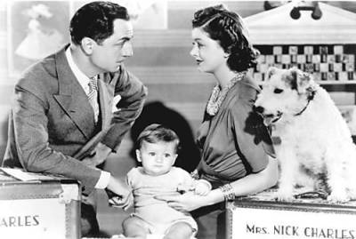 And Baby Makes Three in Another Thin Man (1939)